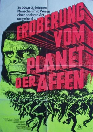 Conquest of the Planet of the Apes 400x565