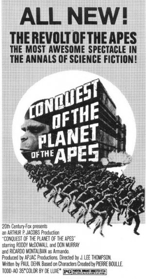 Conquest of the Planet of the Apes 363x691