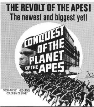 Conquest of the Planet of the Apes 359x410