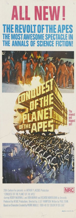 Conquest of the Planet of the Apes 997x2849
