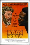 Man Friday Poster