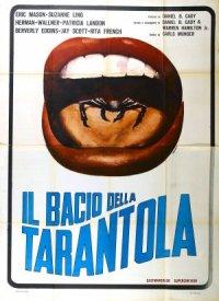 Kiss of the Tarantula poster