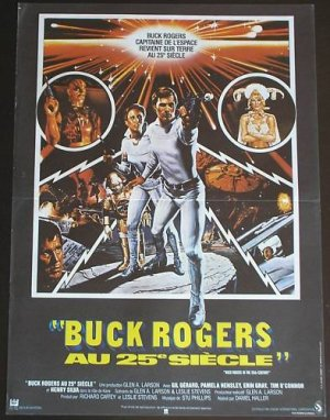 Buck Rogers in the 25th Century 393x500