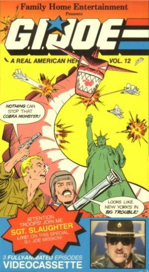 G.I. Joe: A Real American Hero 303x553