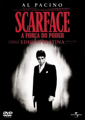 Scarface Dvd cover