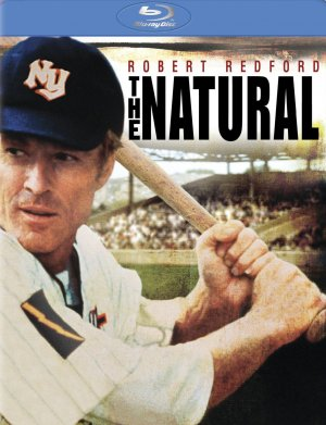 The Natural Blu-ray cover