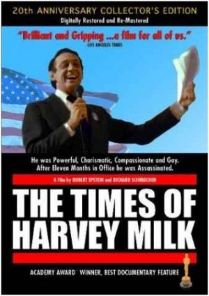 The Times of Harvey Milk 338x479