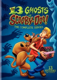 The 13 Ghosts of Scooby-Doo poster