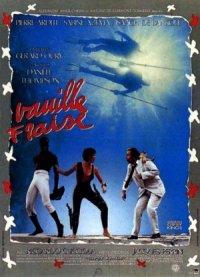 Vanille fraise poster