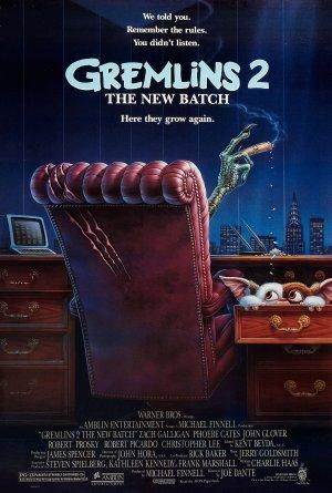 Gremlins 2: The New Batch 1988x2948