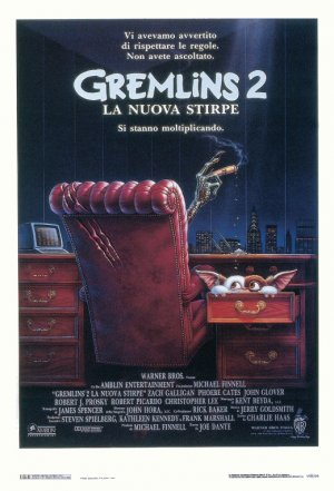 Gremlins 2: The New Batch 520x764
