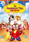 An American Tail: Fievel Goes West Cover