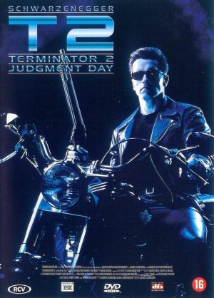 Terminator 2: Judgment Day Cover