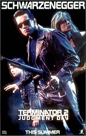 Terminator 2: Judgment Day 300x477