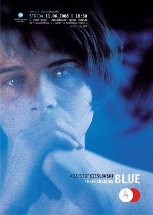Drei Farben - Blau 800x1122