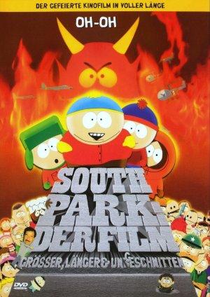 South Park: Bigger, Longer & Uncut 1528x2161