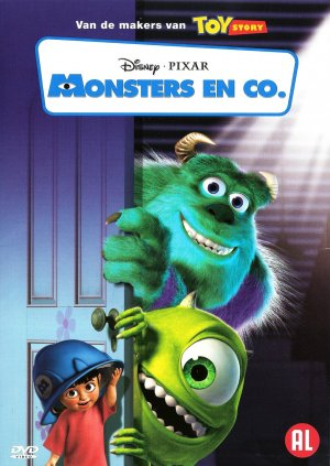 Monsters, Inc. 1133x1598