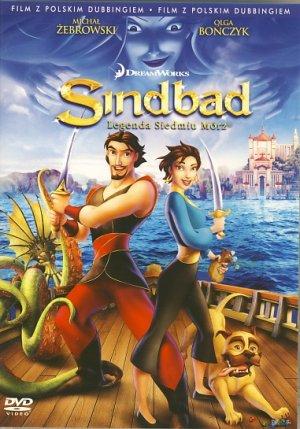 Sinbad: Legend of the Seven Seas 381x545