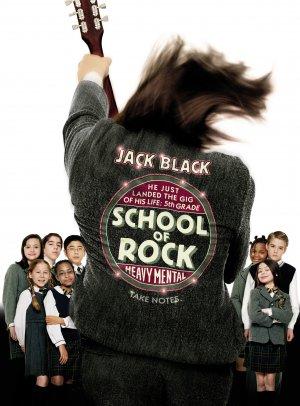 The School of Rock 2215x3000