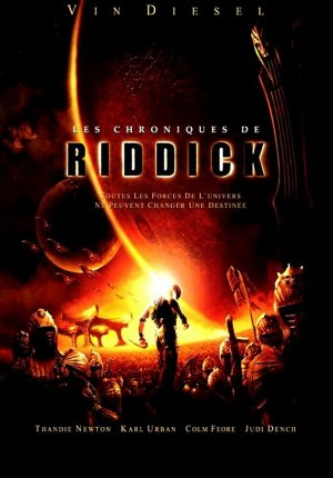 The Chronicles of Riddick 698x1000