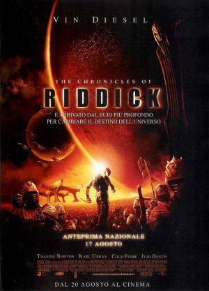 The Chronicles of Riddick 719x1000