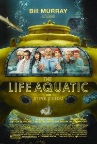 The Life Aquatic with Steve Zissou poster