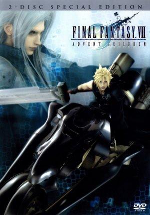 Final Fantasy VII: Advent Children 1524x2175