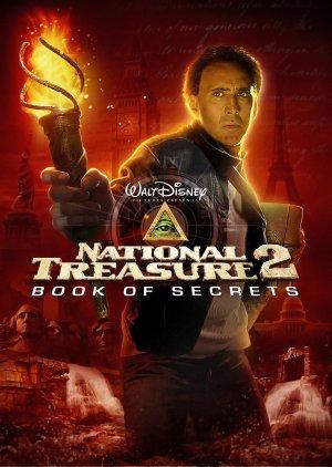 National Treasure: Book of Secrets 3552x5000