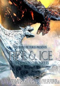 Fire & Ice: The Dragon Chronicles poster