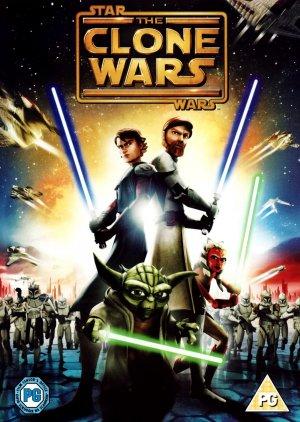 Star Wars: The Clone Wars 1548x2175