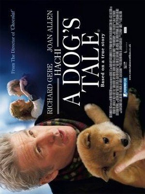 Hachi: A Dog's Tale 300x400