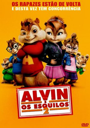 Alvin and the Chipmunks: The Squeakquel 756x1082