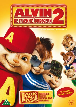 Alvin and the Chipmunks: The Squeakquel 3072x4347