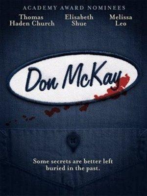 Don McKay 480x640