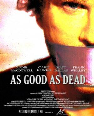 As Good as Dead 600x737