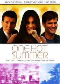 One Hot Summer poster