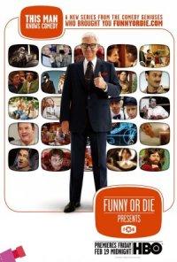 Funny or Die Presents... poster