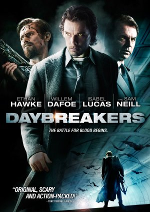 Daybreakers Dvd cover
