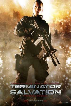 Terminator Salvation 580x871