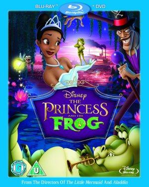 The Princess and the Frog 1605x2007