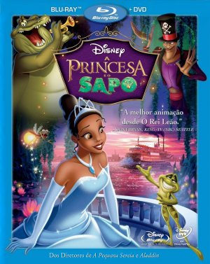 The Princess and the Frog 1637x2059