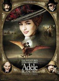 Adèle und das Geheimnis des Pharaos poster