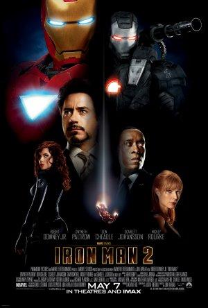 Iron Man 2 2430x3600