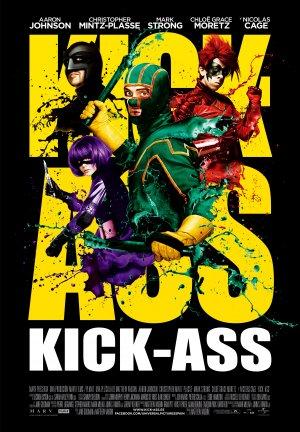 Kick-Ass 3470x5000