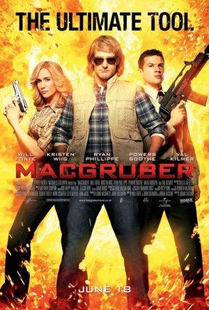 MacGruber 509x755
