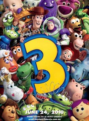 Toy Story 3 3699x5000