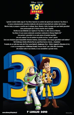 Toy Story 3 2283x3543