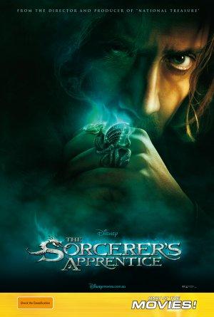 The Sorcerer's Apprentice 3371x5000