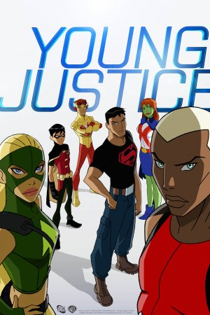 Young Justice 2279x3417