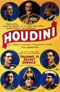 Haldane of the Secret Service poster